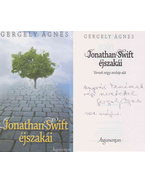 Jonathan Swift éjszakái (Ungvári Tamásnak dedikált példány) - Gergely Ágnes