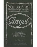 Schidlof 1000 szó gyakorlati módszere világnyelvek magánúton való tanulására - Angol - Germanus Gyula, Dr. Latzkó Hugó