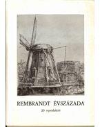Rembrandt évszázada - 20 reprodukció - Gerszi Teréz, Czére Andrea