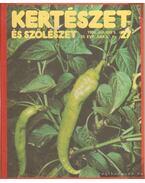 Kertészet és szőlészet 1984. 33. évfolyam 27-52. szám - Gévay János
