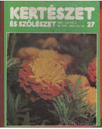 Kertészet és szőlészet 1987. július-december (36. évf.) - Gévay János