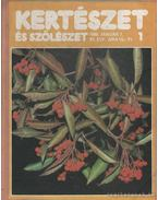 Kertészet és szőlészet 1988. január-június (37. évf.) - Gévay János