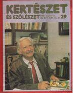 Kertészet és szőlészet 1989. július-december (38. évf.) - Gévay János