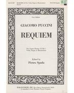 Requiem - Giacomo Puccini, Pietro Spada (szerk.)