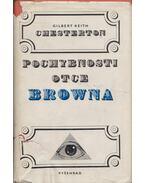 Pochybnosti otce Browna - Gilbert Keith Chesterton