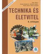 Technika és életvitel 8. évfolyam - Gion János, Kovács Sándorné, Németh László, Pitrik József, Pitrik Józsefné