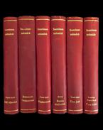 Szerelmes századok. I–VI. kötet [Teljes sorozat] - Giovanni Boccaccio, Honoré de Balzac, Couvray, Louvet De, Forró Pál (szerk.)