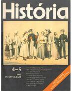 História 1982/4-5. - Glatz Ferenc
