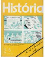 História 1986/5-6. - Glatz Ferenc