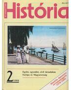 História 1993/2 - Glatz Ferenc