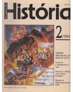História 1994/2 - Glatz Ferenc