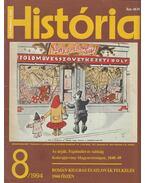 História 1994/8 - Glatz Ferenc