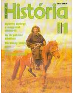 História 2001/1 - Glatz Ferenc