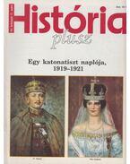 História plusz XV. évfolyam / 11.szám - Glatz Ferenc