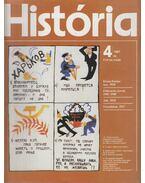 História 1987/4. - Glatz Ferenc (szerk.)