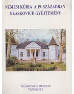 Nemesi kúria a 19. században - Blaskovich gyűjtemény - Gócsáné Móró Csilla (szerk.)