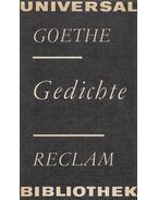Gedichte - Goethe