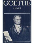 Levelek - Goethe