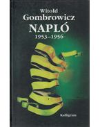 Napló - Gombrowicz, Witold