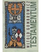 Testamentum - Gombrowicz, Witold