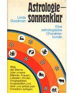 Astrologie-sonnenklar - Goodman, Linda