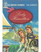 Lady Hamilton - GORDEAUX, PAUL