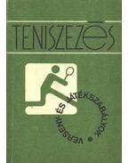 Teniszezés - Gorodi László