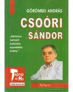 Csoóri Sándor - Görömbei András