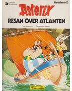 Asterix resan över atlanten - Goscinny
