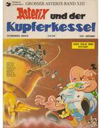 Asterix und der Kupferkessel - Goscinny
