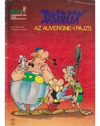 Asterix - Az auvergne-i pajzs - Goscinny