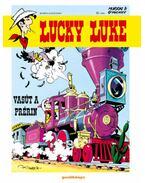 Lucky Luke 32. - Vasút a prérin - Goscinny