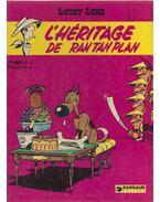 Lucky Luke - L'héritage de Ran Tan Plan - Goscinny