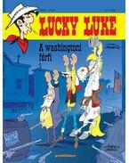 Lucky Luke 11. - A washingtoni férfi - Goscinny, Morris