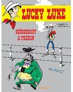Szögesdrót a prérin -  Lucky Luke sorozat 22. - Goscinny, Morris