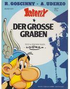 Asterix - Der große Graben - Goscinny, Uderzo