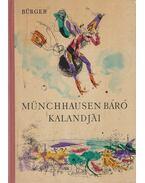 Münchhausen báró kalandjai - Gottfried August Bürger