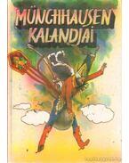 Münchhausen kalandjai - Gottfried August Bürger