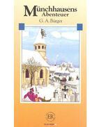 Münchhausens Abenteuer - Gottfried August Bürger