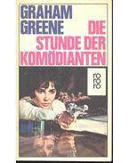 Die Stunde der Komödianten - Graham Greene