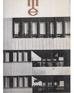 Magyar Építőművészet 1968/5. - Granasztói Pál