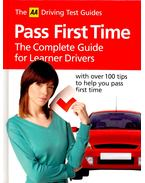 Pass First Time – The Complete Guide for Learner Drivers - GREGORY, JANE