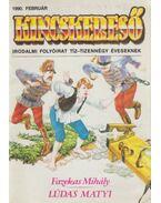 Kincskereső 1990. február - Grezsa Ferenc