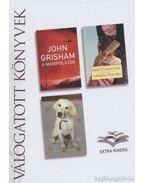 A manipulátor / Varázslatos óra / Marley és mi - Grogan, John, John Grisham, Kristin Hannah