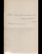Kisebbségi sors. Grosschmid Géza beszédei és írásai. (Dedikált.) - Grosschmid Géza