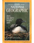National geographic 1989 April - Grosvenor, Gilbert M. (főszerk.)