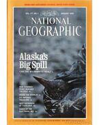 National geographic 1990 January - Grosvenor, Gilbert M. (főszerk.)