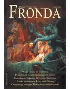 Fronda Nr 21/22 - Grzegorz Górny, Rafal Smoczynski, Sonia Szostakiewicz