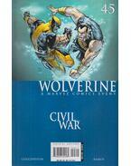 Wolverine No. 45. - Guggenheim, Marc, Ramos, Humberto
