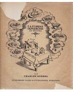 La Cuisine Hongrois - Gundel Károly